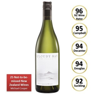 Cloudy Bay Marlborough Sauvignon Blanc 2020
