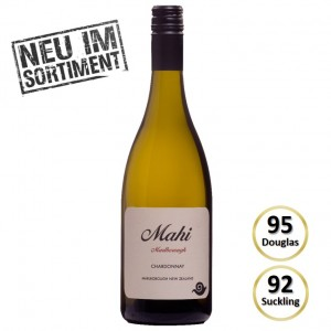 Mahi Marlborough Chardonnay 2018