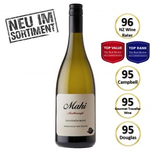 Mahi Marlborough Sauvignon Blanc 2019