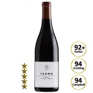Fromm Quarters Pinot Noir 2017