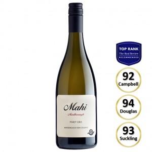 Mahi Marlborough Pinot Gris 2020