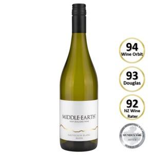 MIDDLE-EARTH Sauvignon Blanc 2020