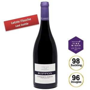 Rippon Tinkers Field Mature Vine Pinot Noir 2016