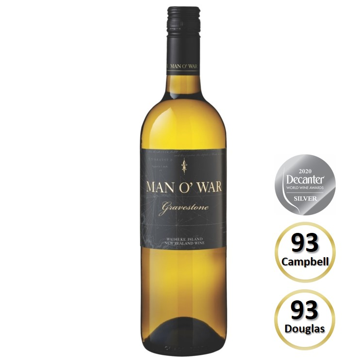 Man O' War Gravestone Sauvignon Semillon 2018