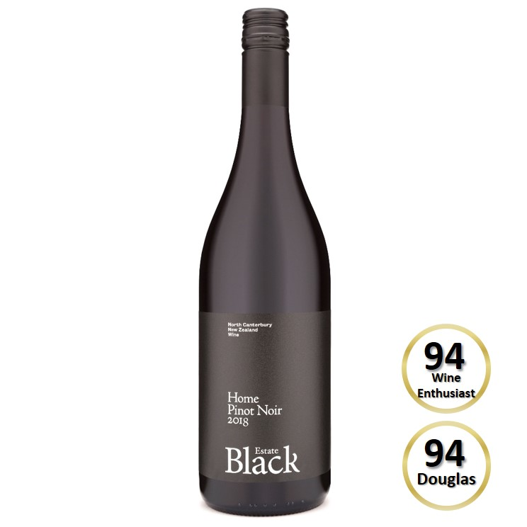 Black Estate Home Pinot Noir 2018