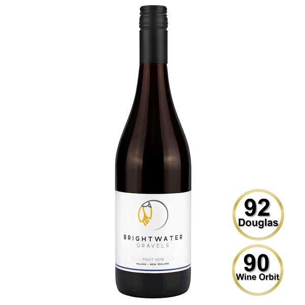 Brightwater Gravels Pinot Noir 2019