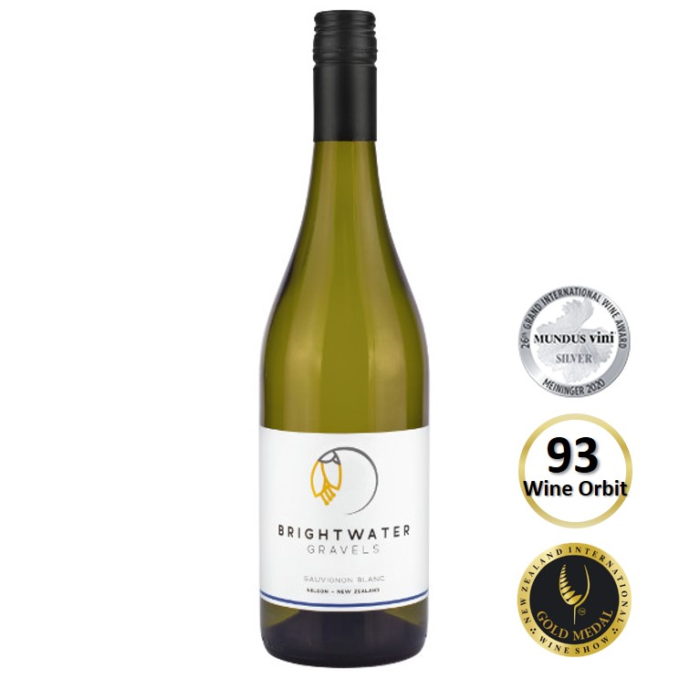 Brightwater Gravels Sauvignon Blanc 2019
