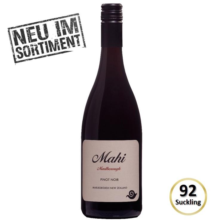 Mahi Marlborough Pinot Noir 2018