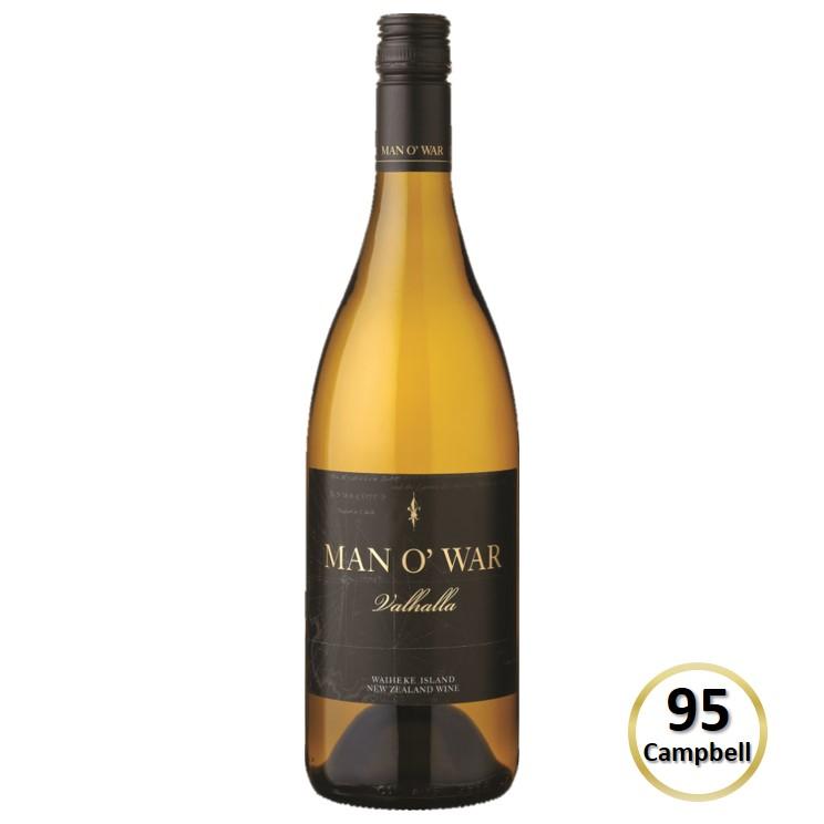 Man O' War Valhalla Chardonnay 2019