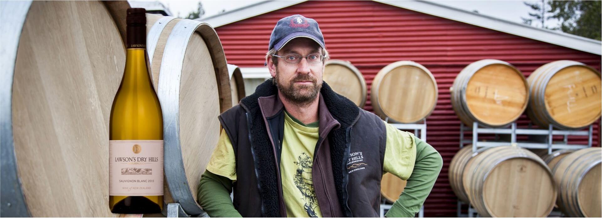 Frisch-aromatische Marlborough Weine von Lawson's Dry Hills
