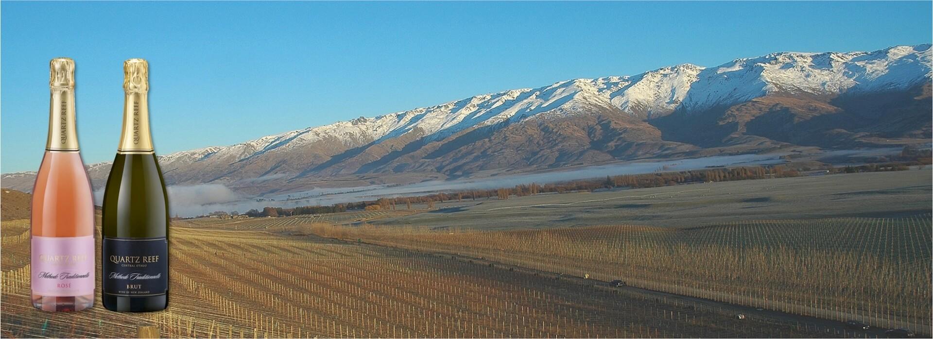 Schaumwein aus Neuseeland